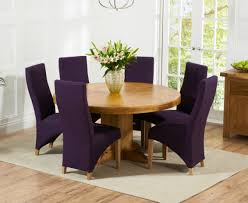 attractive solid oak extending dining table and 6 chairs in table terrific oval and round oak