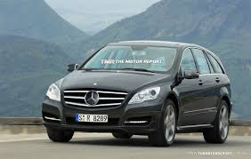 Mercedes-Benz R-Class. price, modifications, pictures. MoiBibiki
