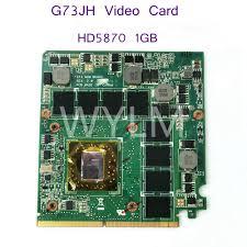 <b>G73_MXM HD5870</b> 1GB 216 0769008 Video Card For ASUS <b>G73</b> ...