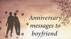 Anniversary Messages To Boyfriend Sweet Anniversary Wishes Stunning Pleasings Messages