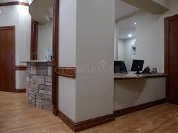 Modern Medical Or Dental Office Reception Area Editorial Photo
