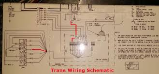 trane air conditioner wiring diagram trane image install wifi honeywell t stat no c wire on separate furnace on trane air conditioner
