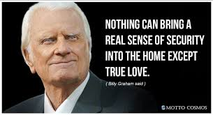 Billy Graham Quotes Simple Billy Graham Said Quotes 48 Motto Cosmos Wonderful People Said