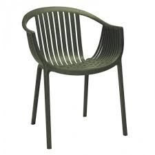 tatami arm chair outdoor from hill