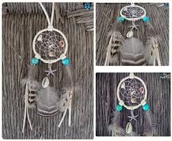 Beach Dream Catchers Beach Boho Dreamcatcher Necklace Pendant by SierDreamS on DeviantArt 33