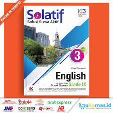 Jual solatif matematika smp mts kelas ix di toko hira persada. Buku Solatif Bahasa Inggris Smp Mts 9 Masmedia Shopee Indonesia