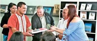 Ofreció conversatorio Marco Aurelio Chávez Maya - PressReader