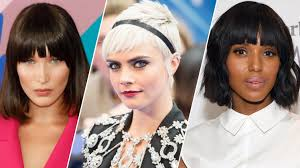 the 15 best hairstyles with bangs to try right now