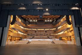 Oxnard Performing Arts Center Seating Chart View From The Stage Valley Performing Arts Center