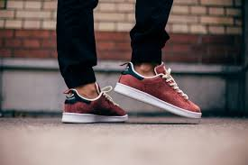 adidas originals stan smith. adidas originals stan smith \u201crust red\u201d