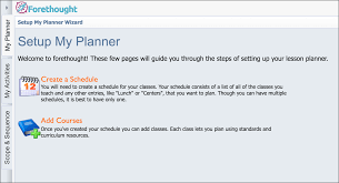Class Planer New Teachers Setup Your Lesson Planner Eduphoria