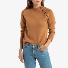 Пуловер <b>La Redoute</b> — купить по выгодной цене на Яндекс ...