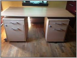 Desk With File Cabinet Ikea