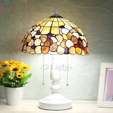 exquisite lighting. exquisite shell shade 2light designer lamp for bedroom lighting