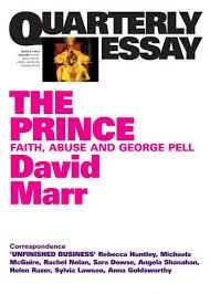 the prince quarterly essay quarterly essay 51 the prince