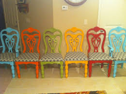 colorful dining room sets. Colorful Dining Chairs Room Sets M