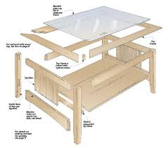 How to mission style coffee table plans free plans pdf wooden walkways construction. Craftsman Coffee Table Woodworking Project Woodsmith Plans