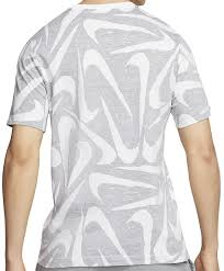 <b>футболка nike hand</b> drawn aop tee - grey CK2375-010 купить ...