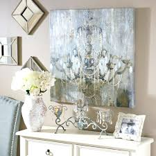chandelier canvas art slim best metallic home decor images on chandelier canvas wall art uk