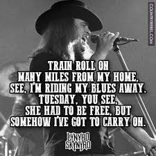Ronnie Van Zant Quotes Amazing Tuesday's Gone Lyrics Pinterest Crying Ronnie Van Zant And Songs