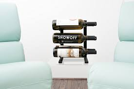 Small wine racks Wall Finding The Best Small Wine Racks Home Stratosphere Finding The Best Small Wine Rack