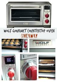 wolf countertop oven review wolf gourmet oven wolf gourmet countertop oven elite review wolf countertop oven