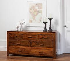 solid wood chest of drawers  large  casa bella furniture uk