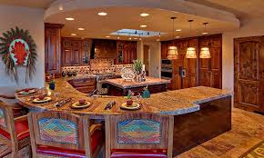 stylish western home decorating western kitchen design become inspired
