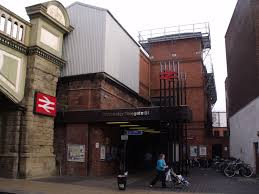 Worcester Foregate Street railway station