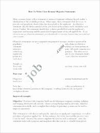 Resumes With Objectives Retail Objective Resume Beautiful 8 Sample Objectives For