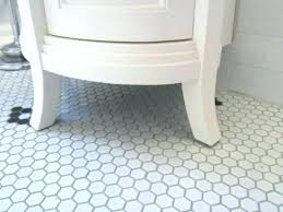 large hex tile large hexagon tile black and white hexagon tile floor best of bathroom white