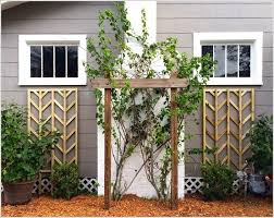 Small Picture Wooden Garden Trellis Designs Wood Trellis With Wooden Garden