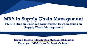mba in supply chain pg diploma university of moratuwa mba in supply chain pg diploma
