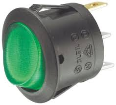 rs pro illuminated spst on off rocker switch panel rs pro illuminated spst on off rocker switch panel