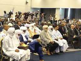 Un avant-projet portant sur un accord de paix proposé aux parties maliennes
