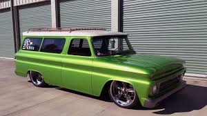 1966 Chevrolet Suburban | S176 | Houston 2016