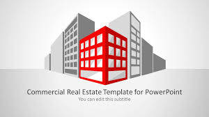 Powerpoint Real Estate Templates Commercial Real Estate Template For Powerpoint