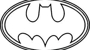 batman symbol coloring page. Modren Page Batman Logo Coloring Page Symbol Pages Printable  Children   For Batman Symbol Coloring Page M