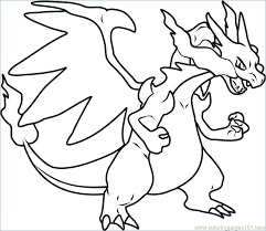mega charizard coloring page mega x coloring page free coloring pages pokemon charizard x coloring pages