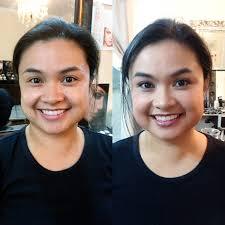 asian makeupover