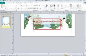 Making A Letter Head Creating A Letterhead In Microsoft Publisher Slidehunter Com