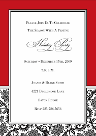 Business Invitation Template Sample Business Announcement Cards