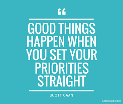 Productivity Quotes Impressive Productivityquotepriorities Actioned