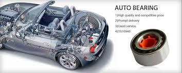 car bearings. auto wheel hub bearing 90080-36087 bearings for avensis car \