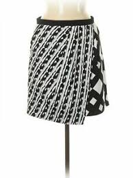 Details About Peter Pilotto For Target Women Black Casual Skirt 8