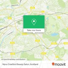 How to get to Myra Crawford Beauty Salon in Edinburgh by Bus or Train |  Moovit