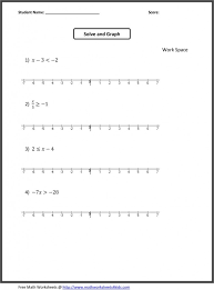 Grade 6th Grade Math Worksheets Wallpapercraft With Answer K ...