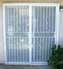 burglar bars for sliding glass doors sliding glass door burglar bars unbelievable types of locks lock