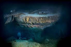 real underwater titanic pictures. Modren Underwater For Real Underwater Titanic Pictures