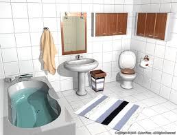 3d Bathroom Tiles Ingenious Inspiration Bathroom Design 3d 13 3d Designer Bathroom